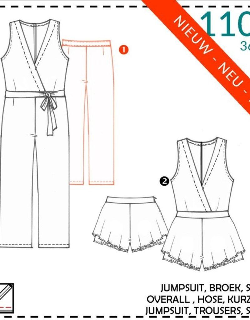 Patroon - It's a fits 1108 - Jumpsuit - Broek