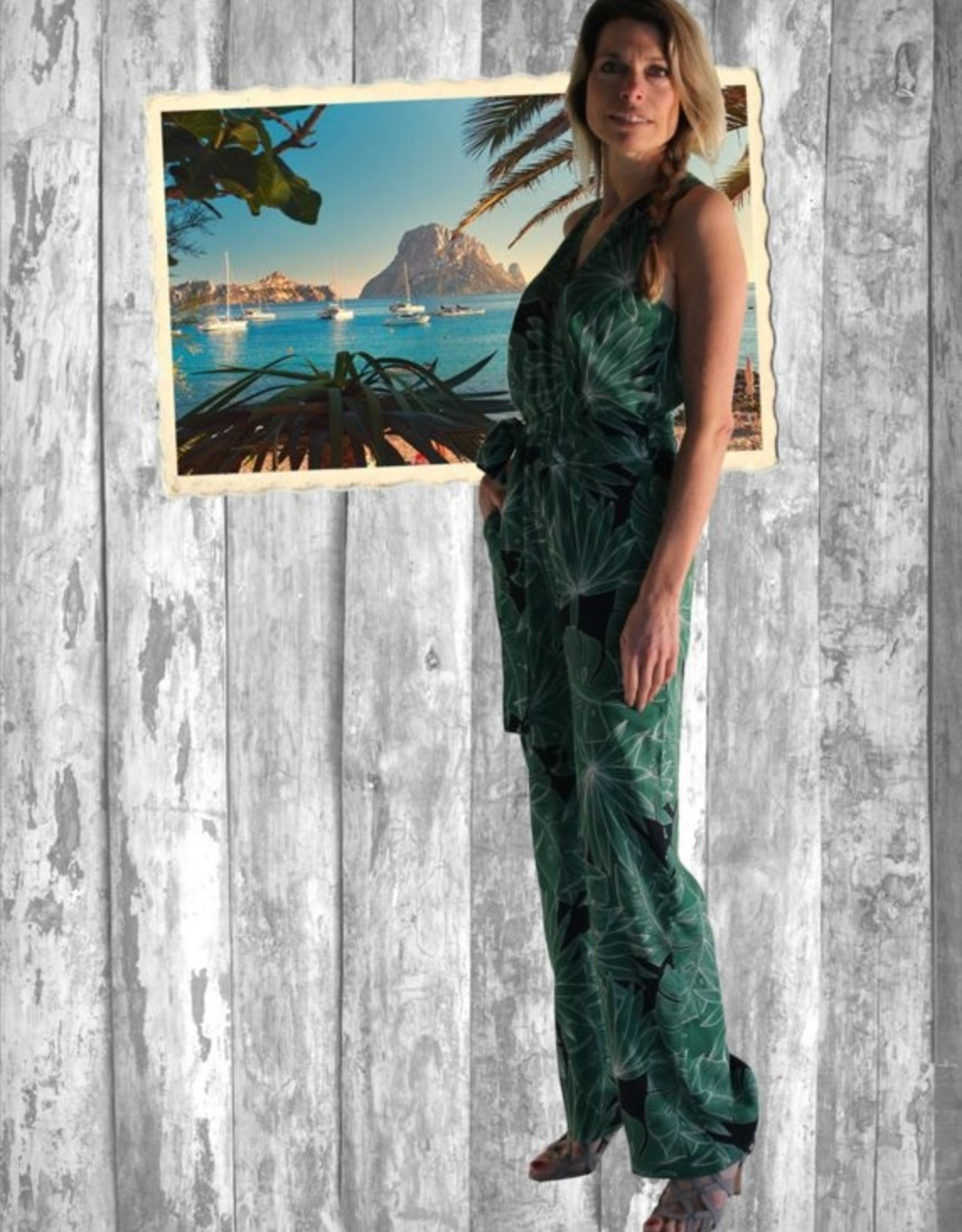 Patroon - It's a fits 1108 - Jumpsuit - Broek