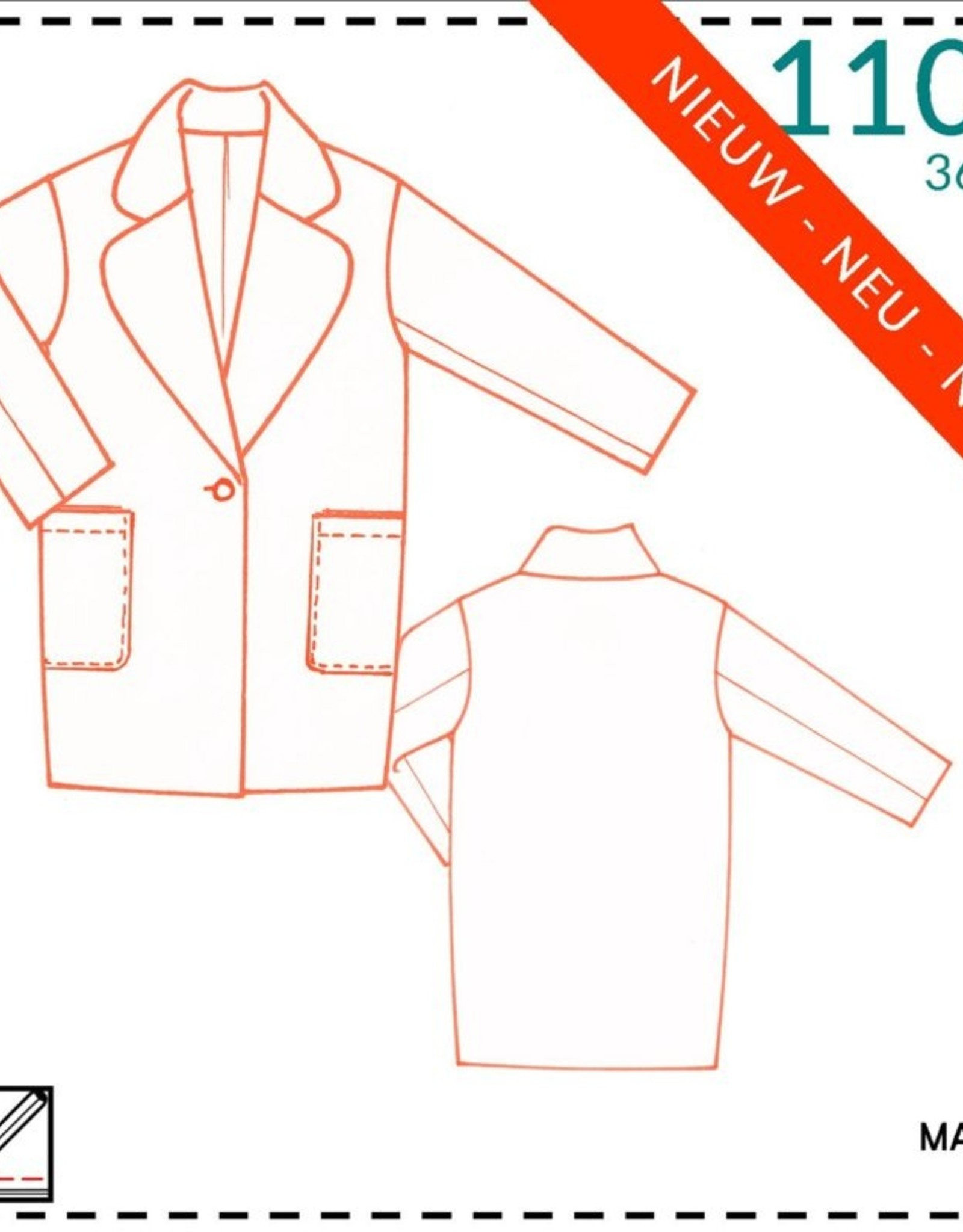 Patroon - It's a fits 1109 - Mantel