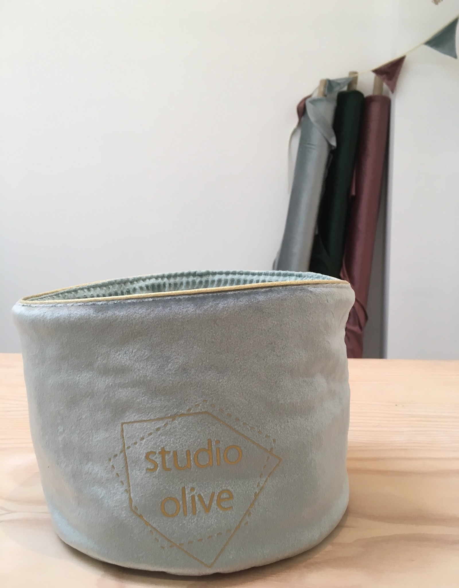 Fluweel -  Velours - Mint