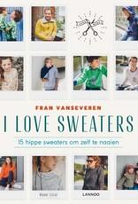 Lannoo Boek - I Love Sweaters