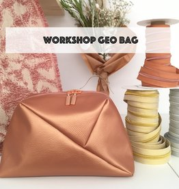 Workshop - Geo Bag - 14 febr.