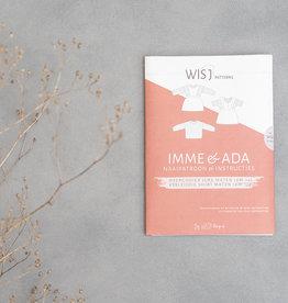 WISJ Patroon WISJ - Imme jurk & Ada shirt