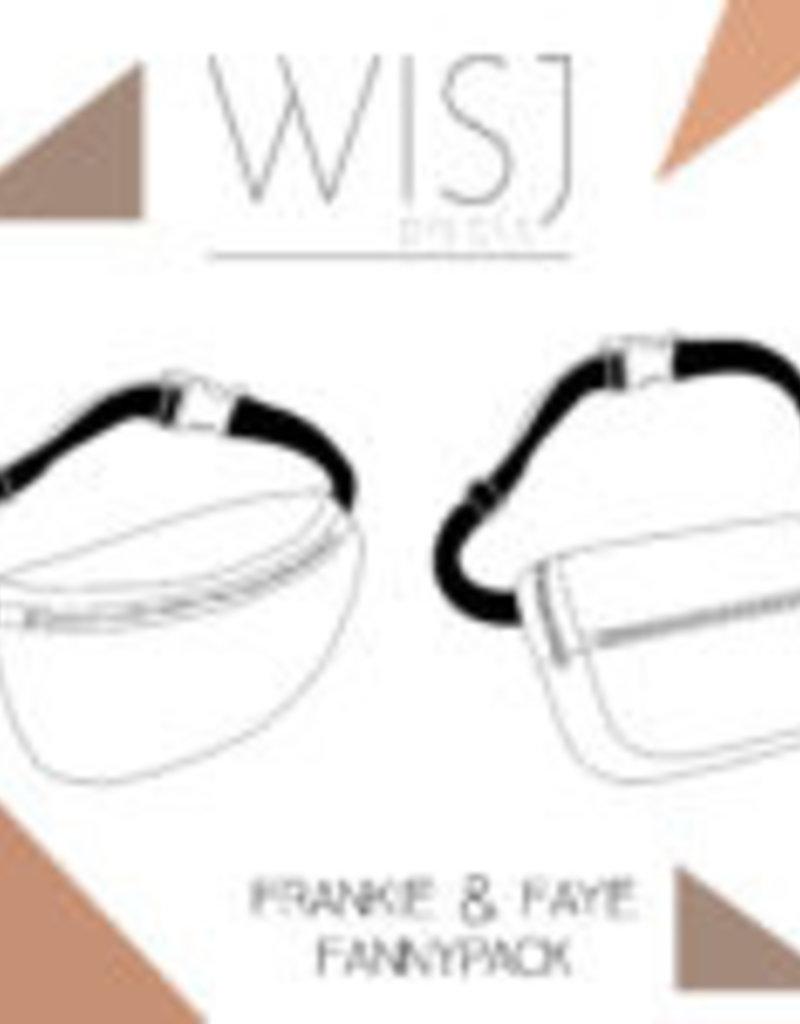 WISJ Patroon WISJ - Frankie & Faye fannypack
