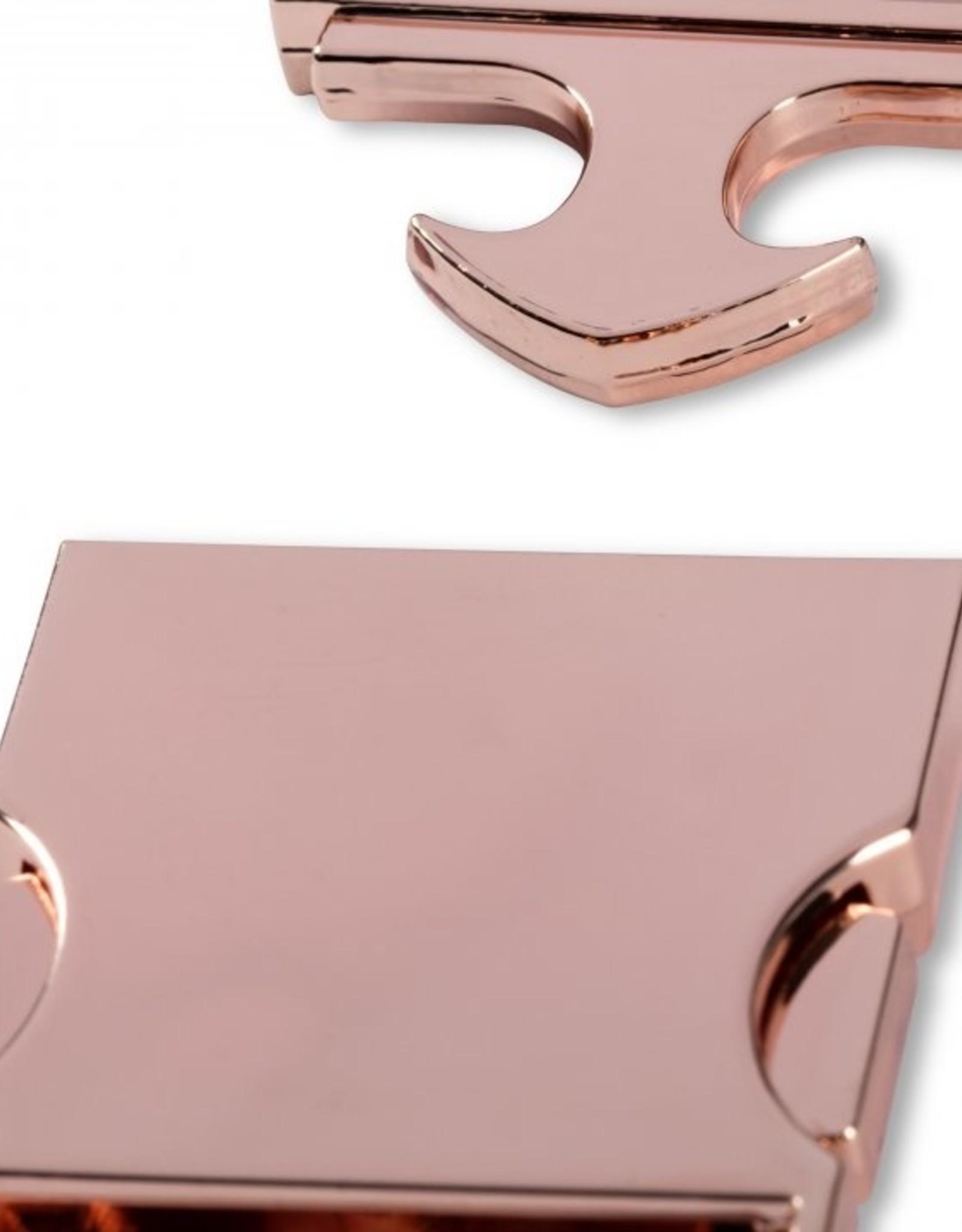 prym Klikgesp -Rosé Goud - 30mm