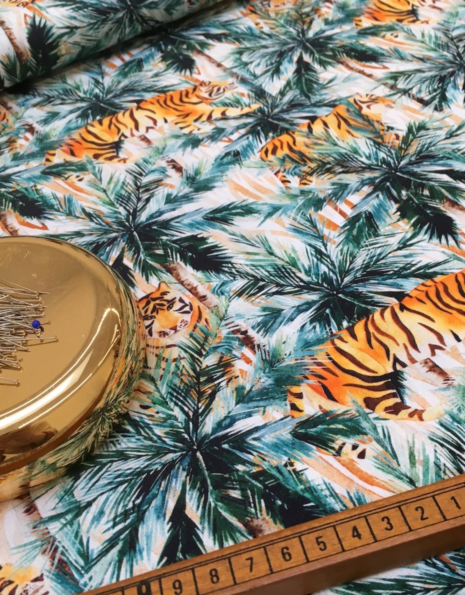 Katoen Digitaal - Golden Tiger