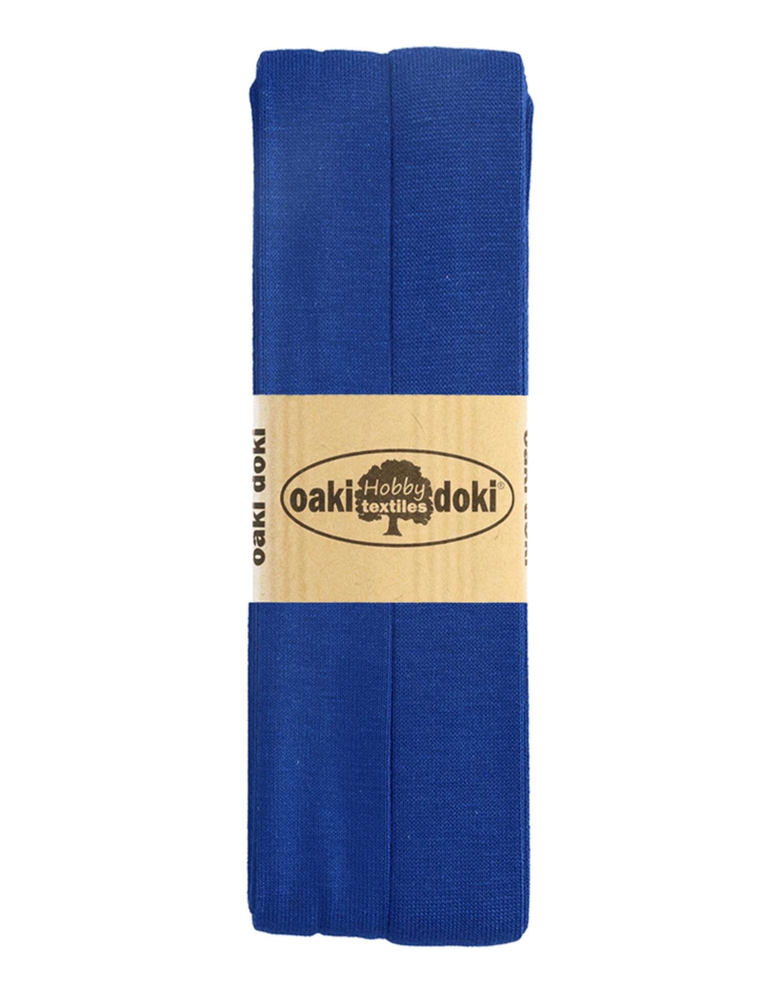 Oaki Doki Biais - Tricot - Koningsblauw