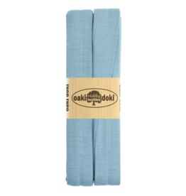 Oaki Doki Biais - Tricot - Licht Jeansblauw