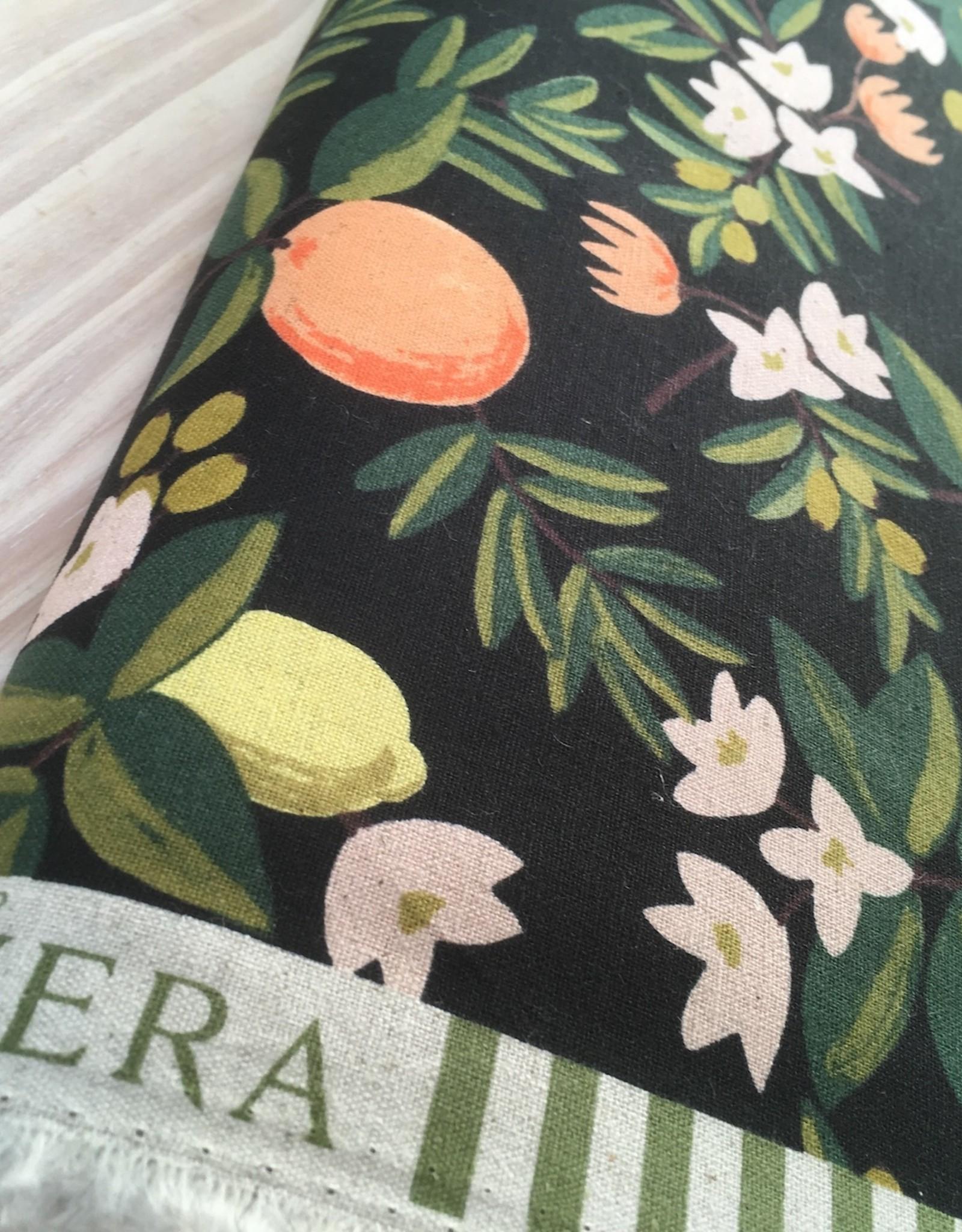 cotton&steel Canvas - Primavera Citrus