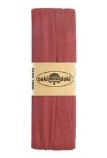 Oaki Doki Biais - Tricot - Donker Oud rose