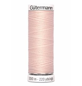 Gütermann Allesnaaigaren 200m - Evening Pink