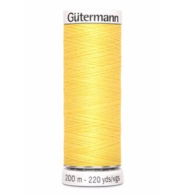 Gütermann Allesnaaigaren 200m - Goldfinch Yellow