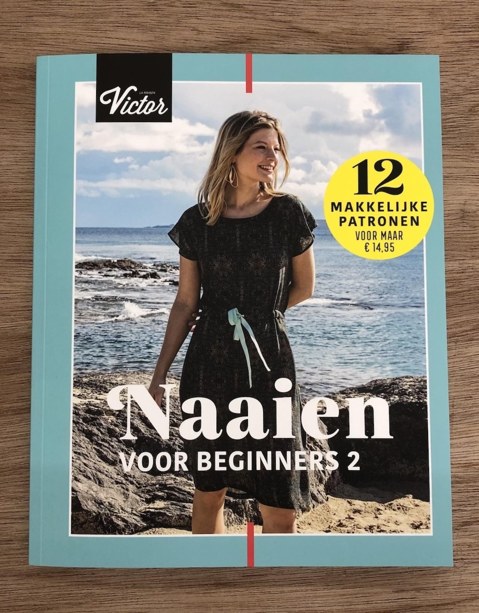 Boek - Naaien voor beginners 2