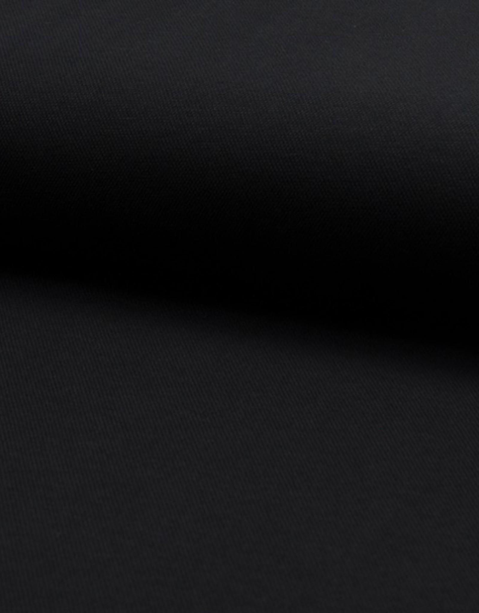 Polo Tricot - Zwart
