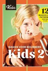 Boek - Naaien voor beginners - Kids