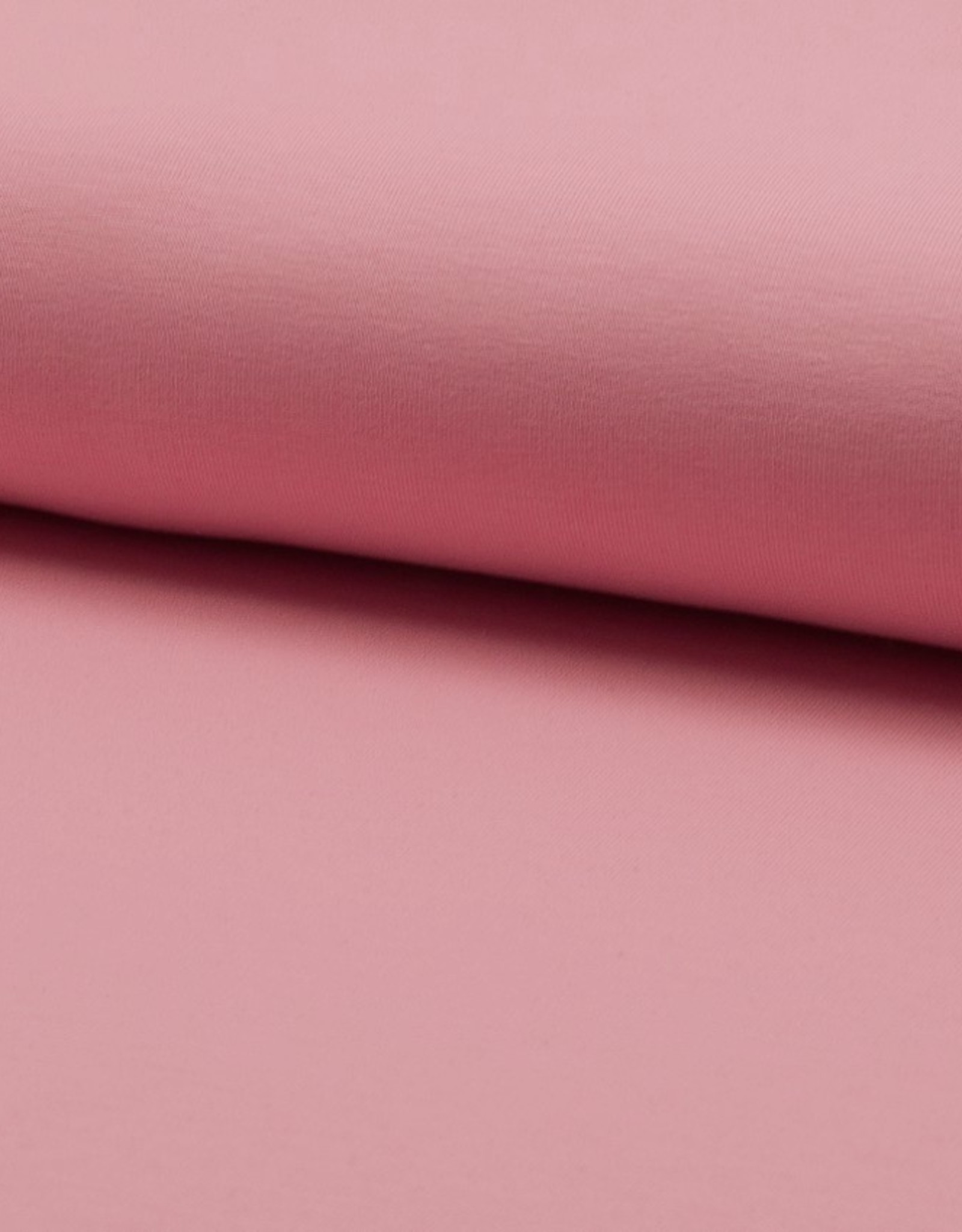 Tricot - Effen - Oud Rose