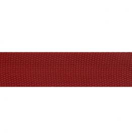 Tassenband - Wijnrood