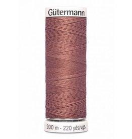 Gütermann Allesnaaigaren 200m - Dusty Brick