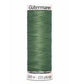 Gütermann Allesnaaigaren 200m - Mosgroen