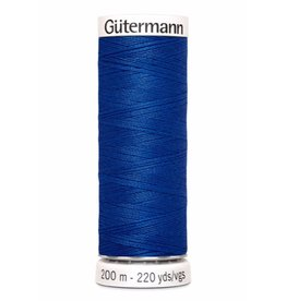 Gütermann Allesnaaigaren 200m - Kobaltblauw