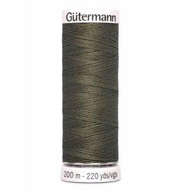 Gütermann Allesnaaigaren 200m - Dark kaki