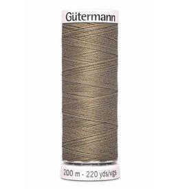 Gütermann Allesnaaigaren 200m - Dark Sand
