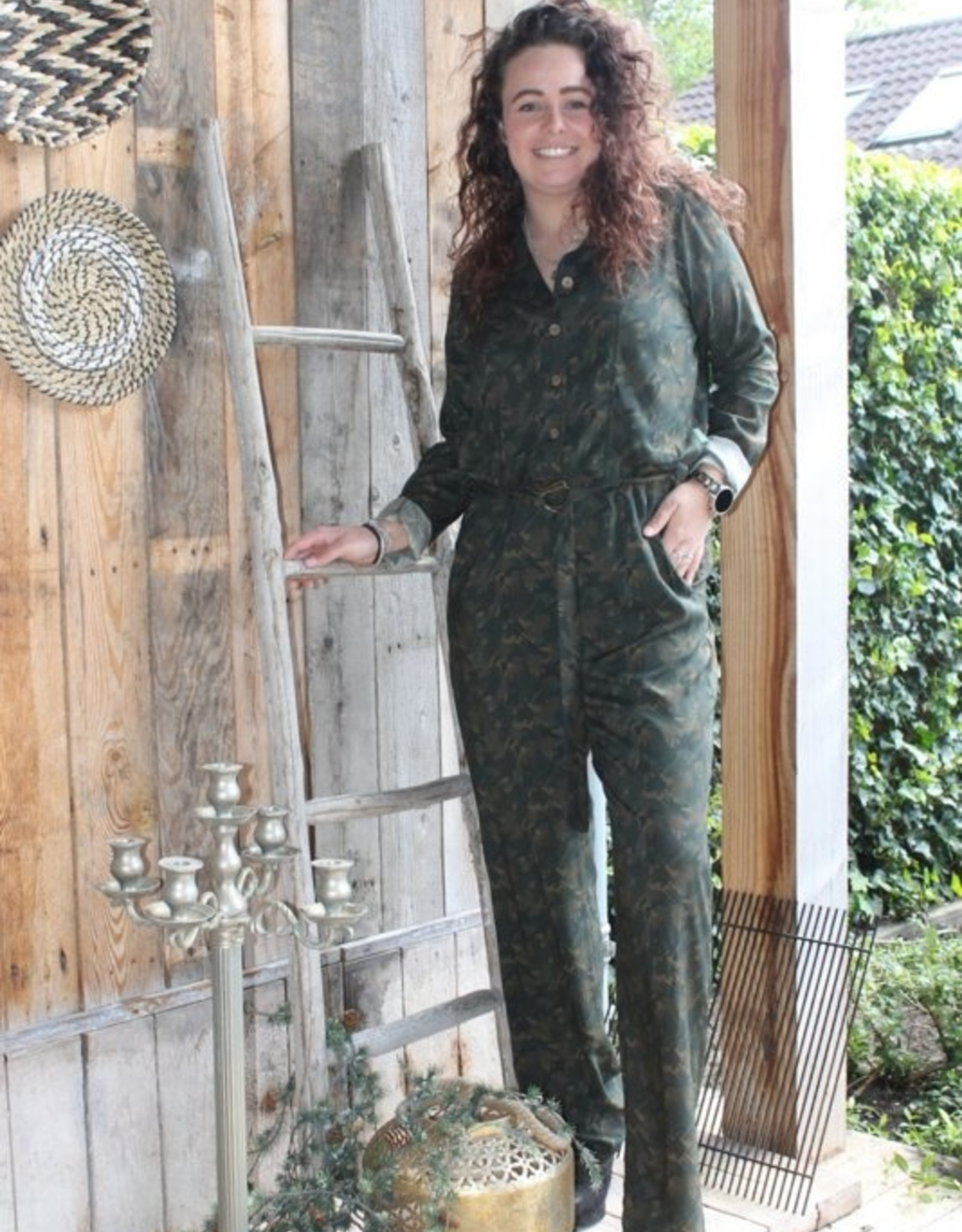 Patroon - It's a fits 1119 - Broek - Overall