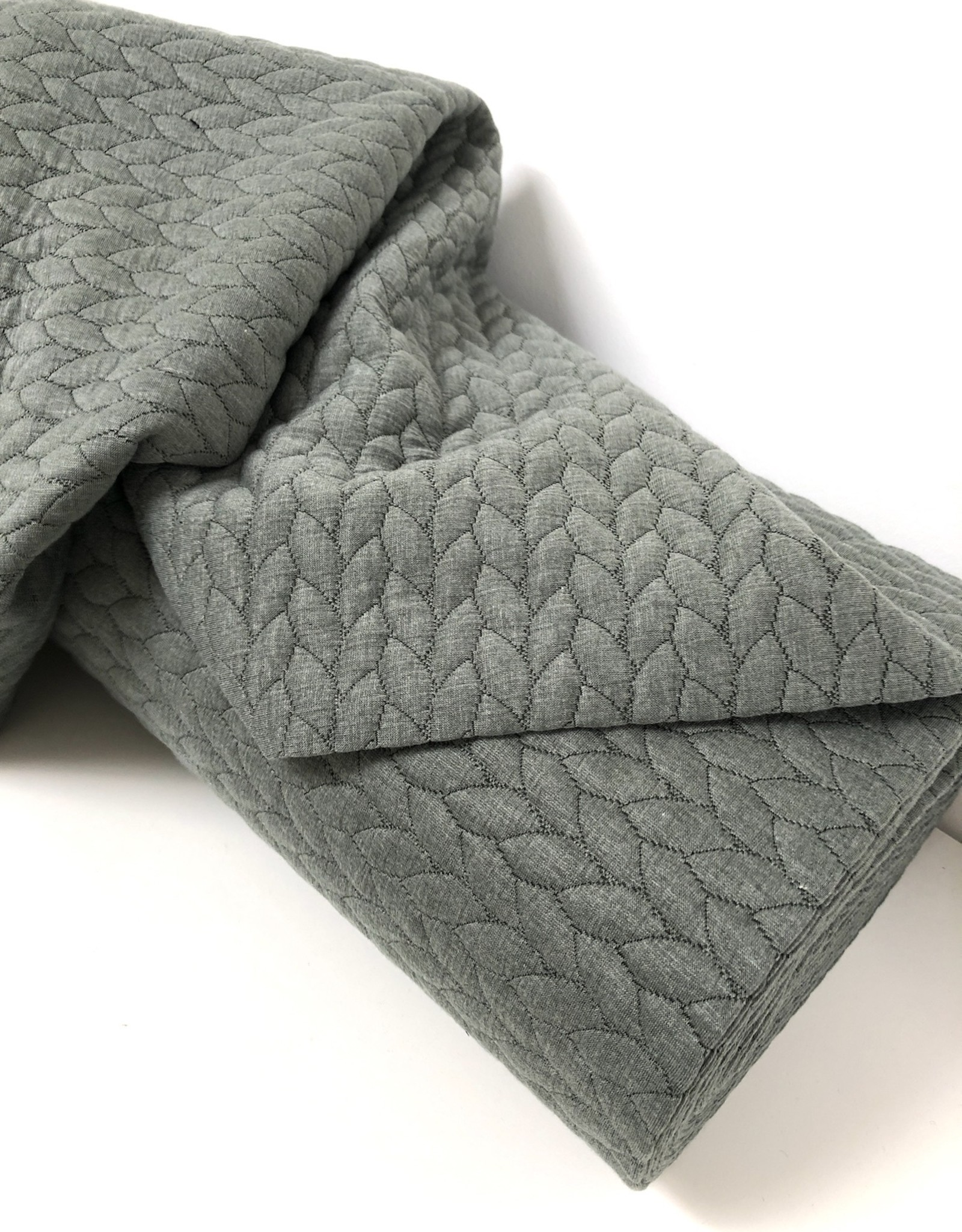 Jogging/Sweat - Quilt - Dusty Green