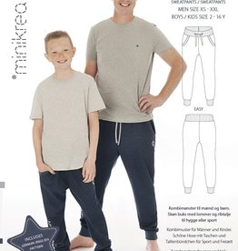 MiniKrea Patroon - MiniKrea - Joggingbroek