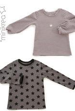 MiniKrea Patroon - MiniKrea - Basis T-shirt