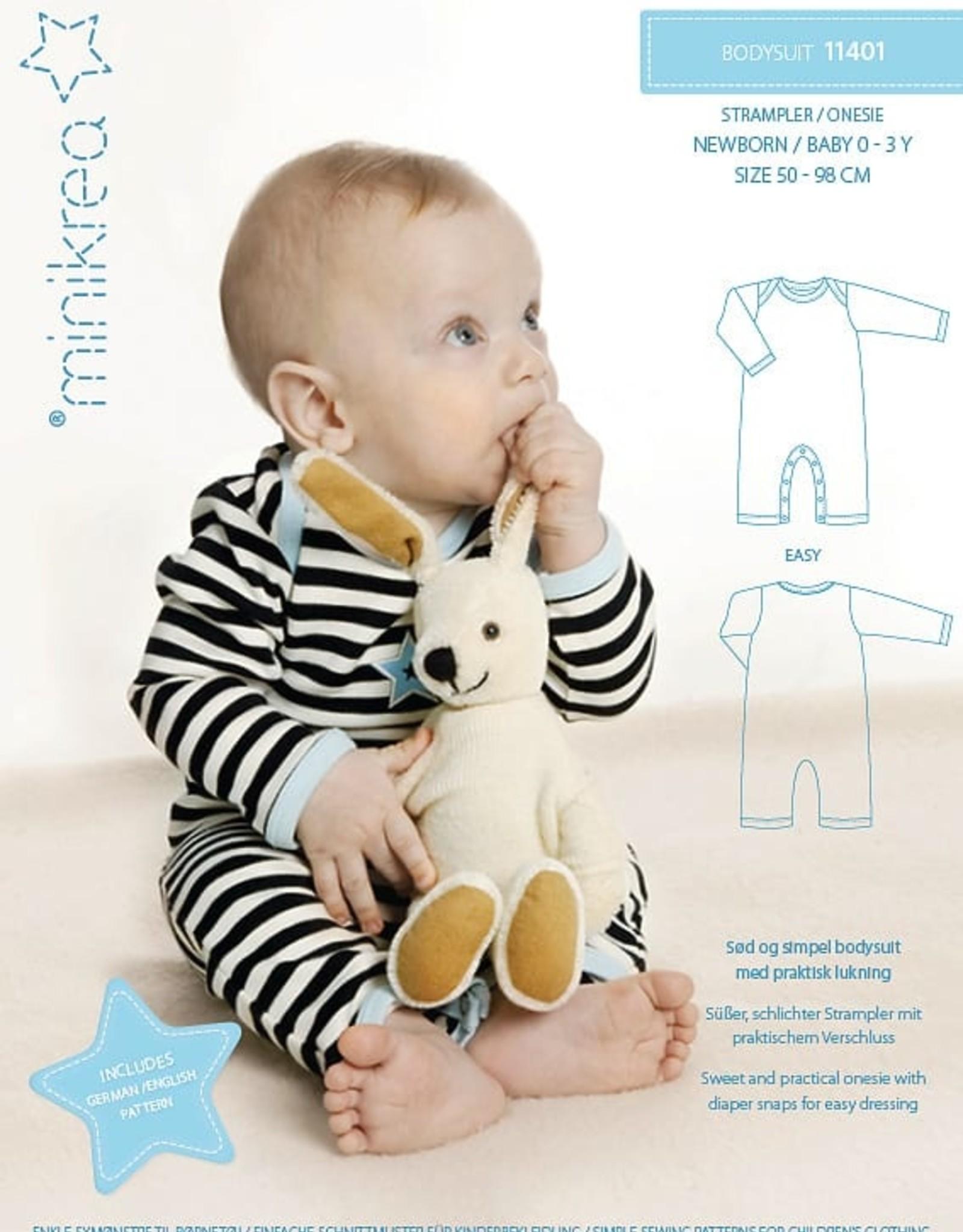 MiniKrea Patroon - MiniKrea - Kruippakje Baby