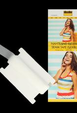 Vlieseline Flexibele Naadband - 1,5cm - Wit