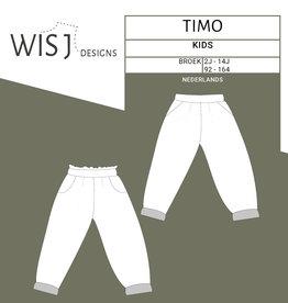 WISJ Patroon WISJ - Timo Broek