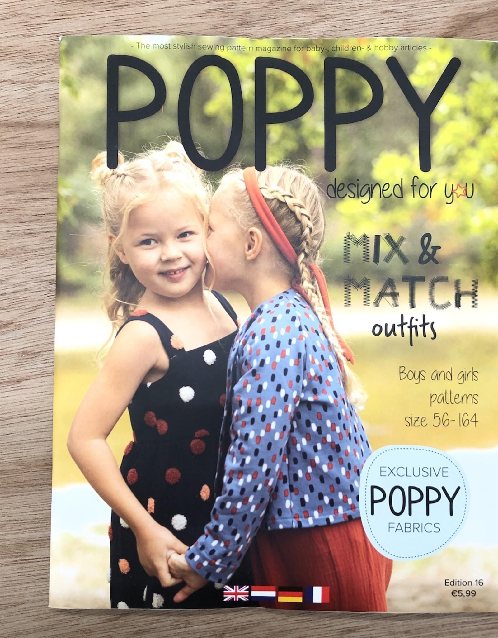 Magazine - Poppy - Lente/Zomer 2021