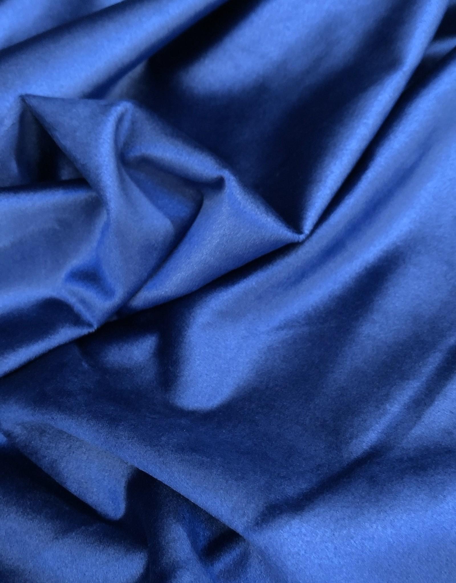 Velvet - Fluweel - Koningsblauw