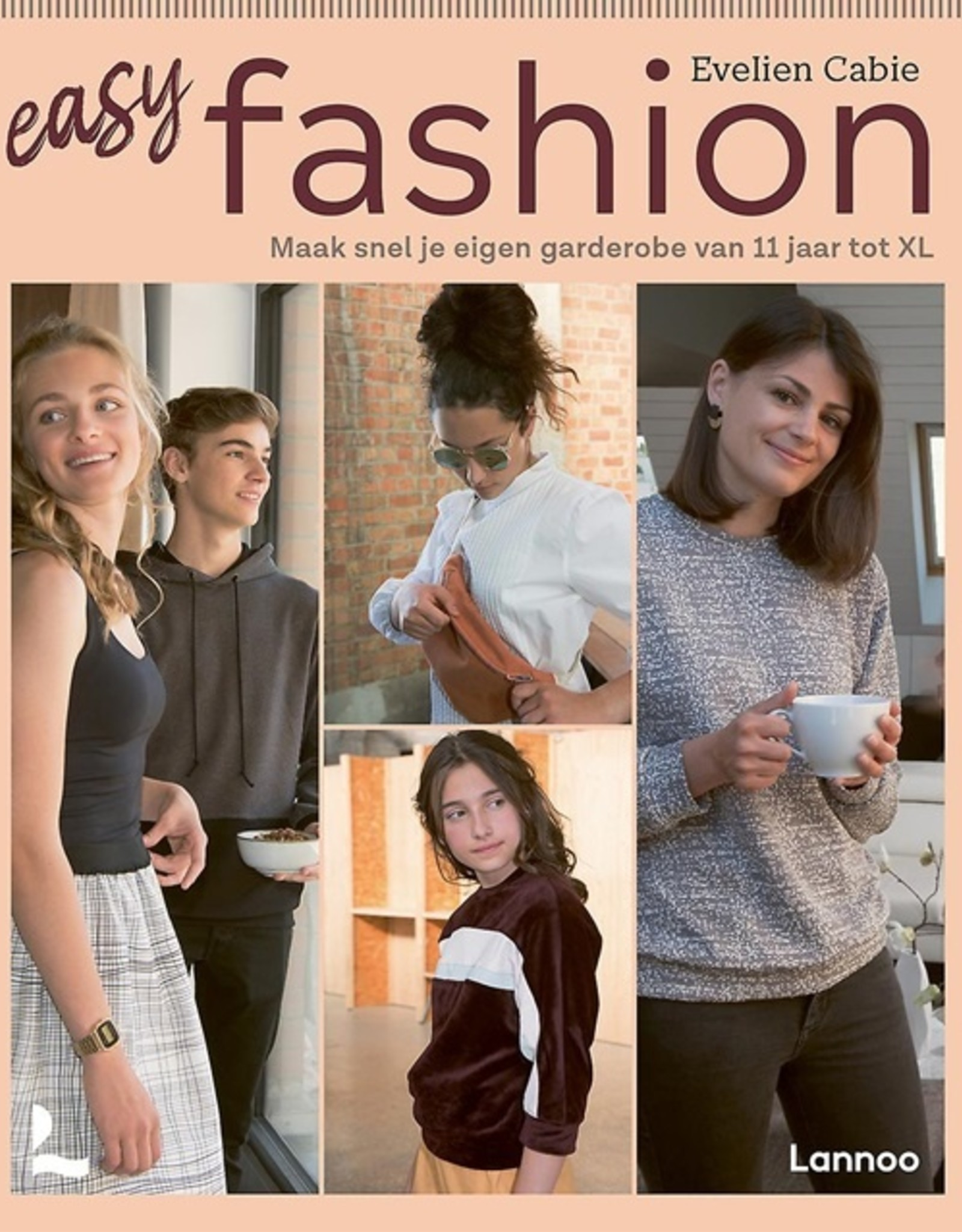 Naaiboek - Easy Fashion