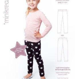 MiniKrea Patroon - Legging en broek - Meisje