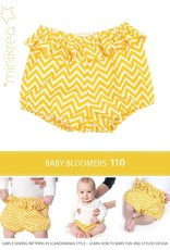 MiniKrea Patroon - Baby Bloomers