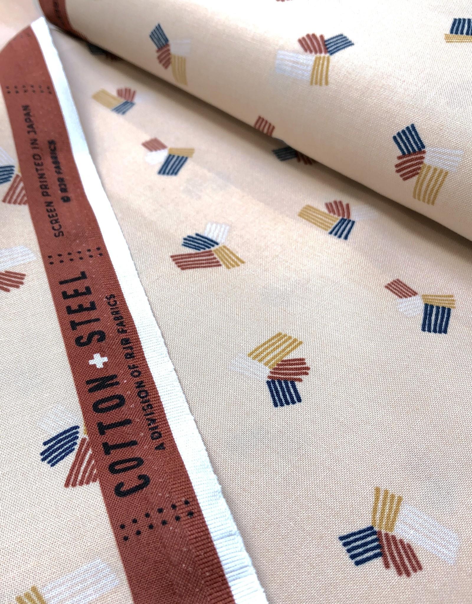 cotton&steel Katoen - Free style