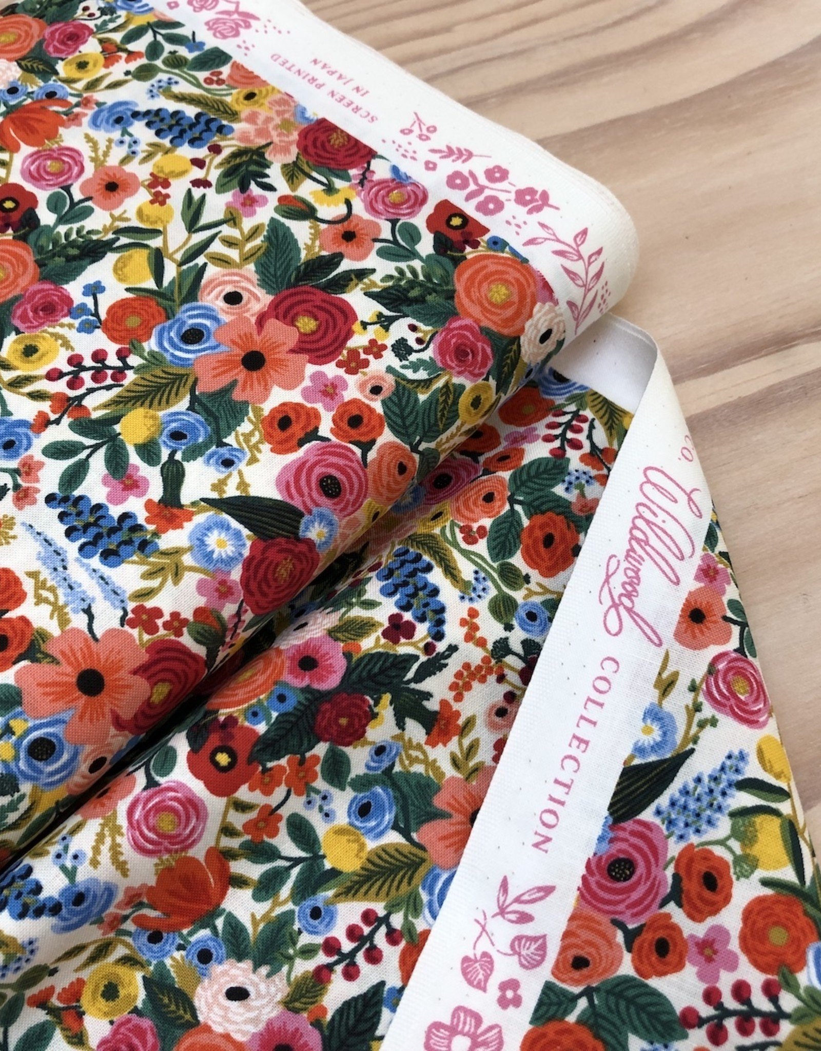 Rifle Paper Katoen - Rifle Paper - Spring Flowers