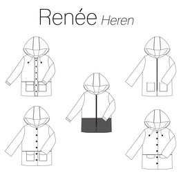 iris may patterns Patroon - Renée Heren