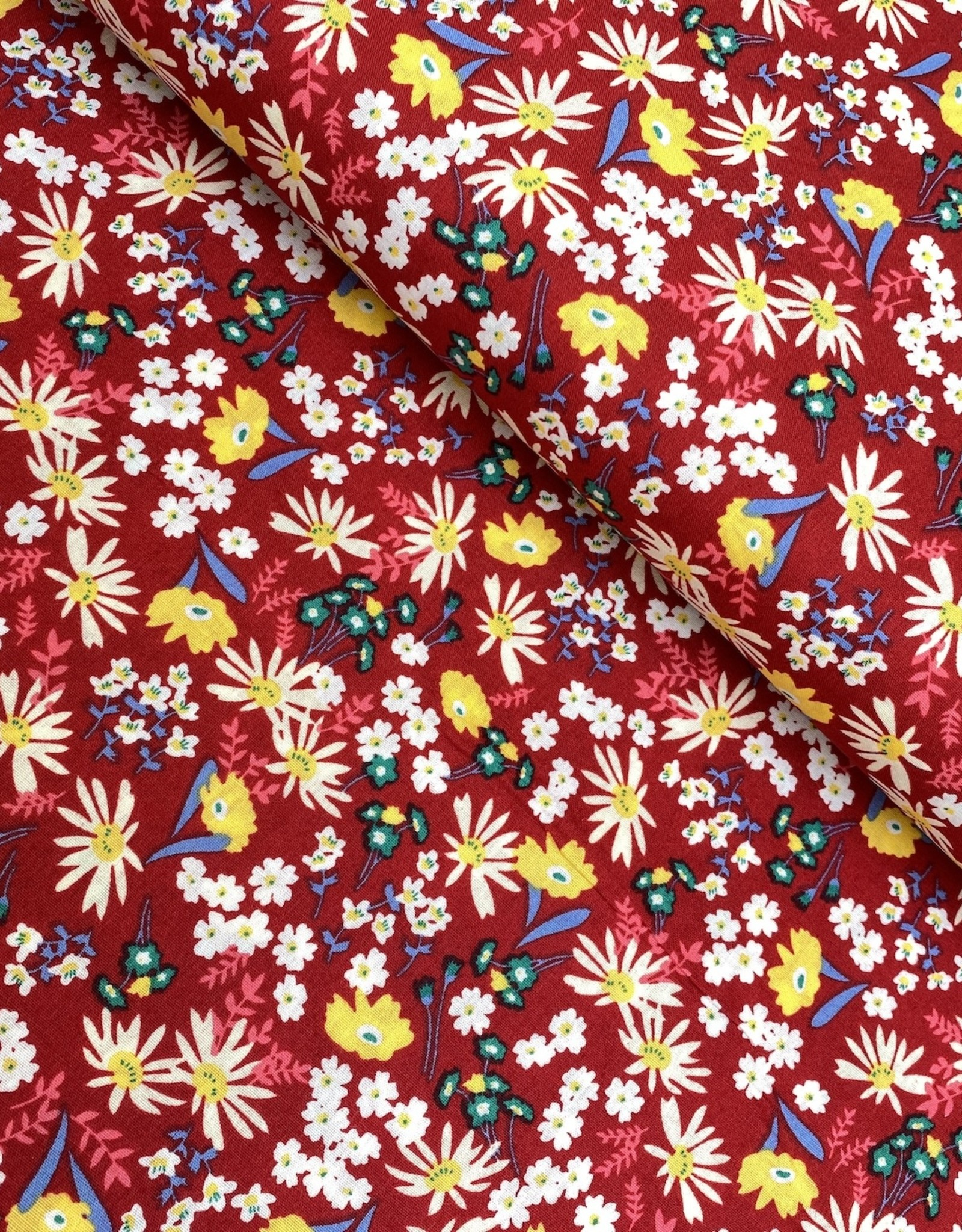 Katoen - Flowers of Amy