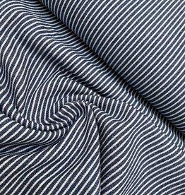 Jeans - Streep - Donker