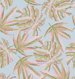 Katia Fabrics Canvas - Monstera