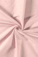 Katoen - Effen - Licht Rose