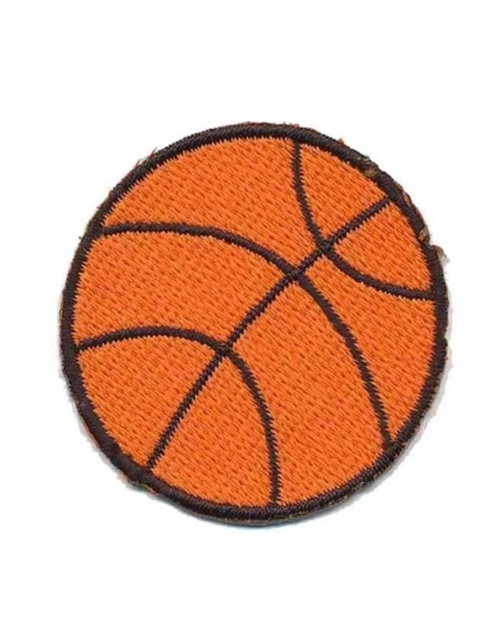 Strijkapplicatie - Basketbal
