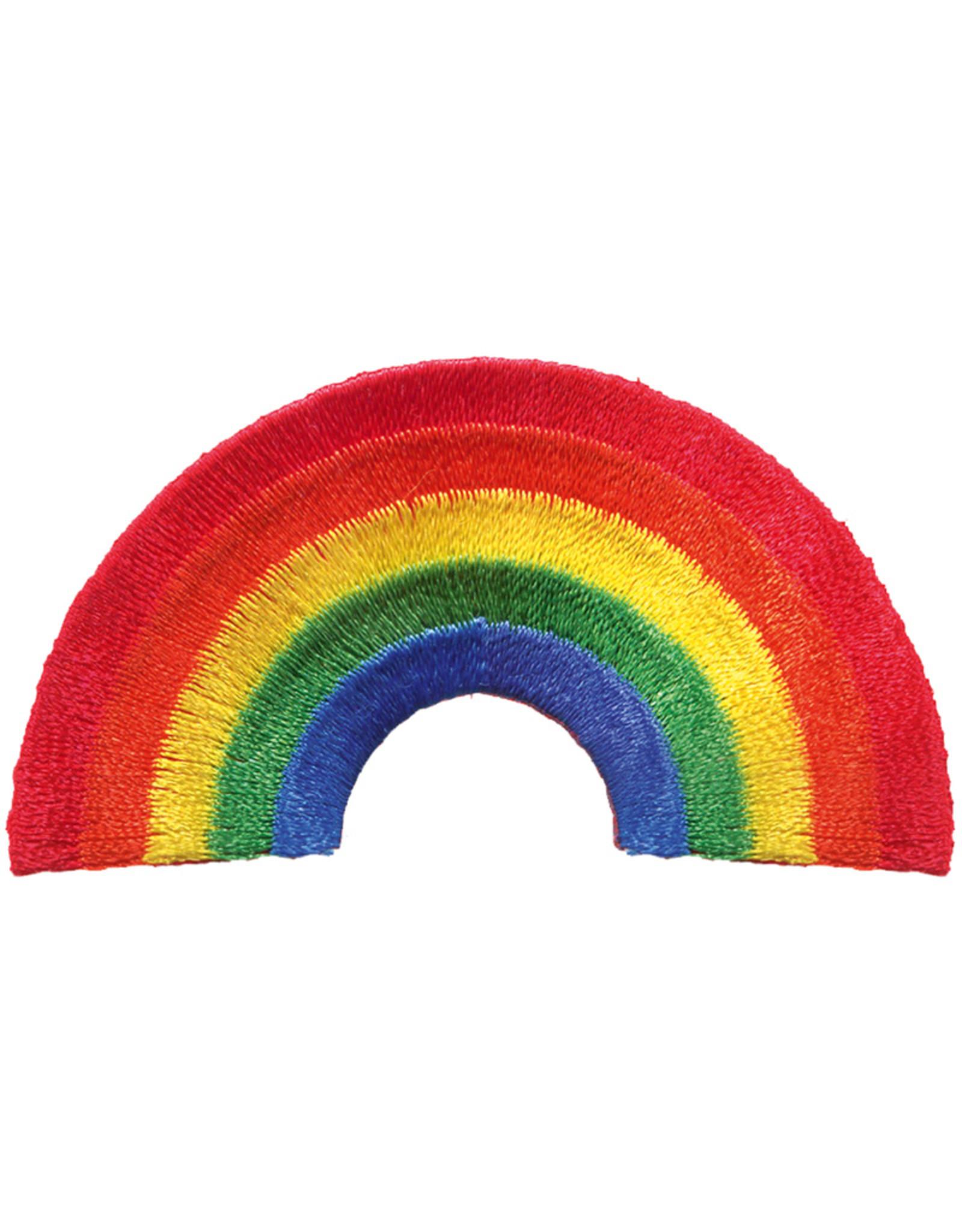 Strijkapplicatie - Rainbow