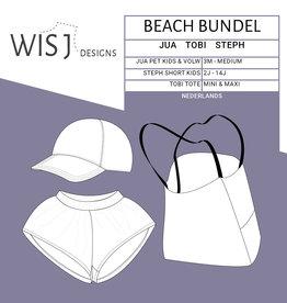 WISJ Patroon WISJ - Beach Bundel