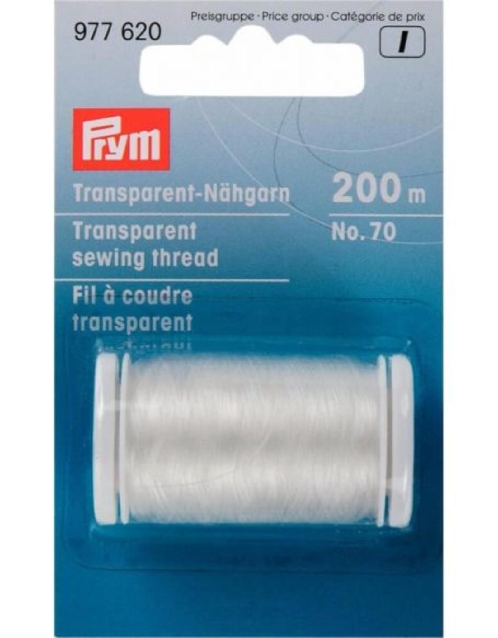 prym Transparant Naaigaren Licht - 200M