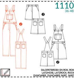 Patroon - It's a fits 1110 - Salopette